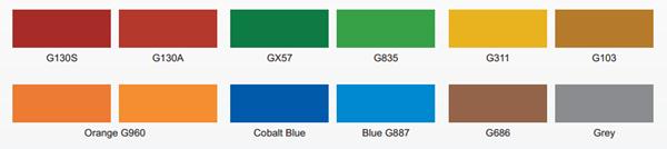 Color Asphalt Pigment