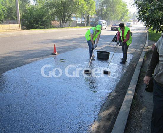 مشروع سداده رصف الأسفلت في كازاخستان