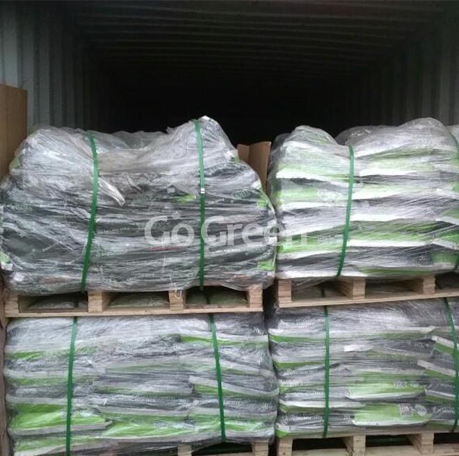 Go Green Extremely Formula الباردة مزيج الأسفلت وقد صدرت في كمية كبيرة