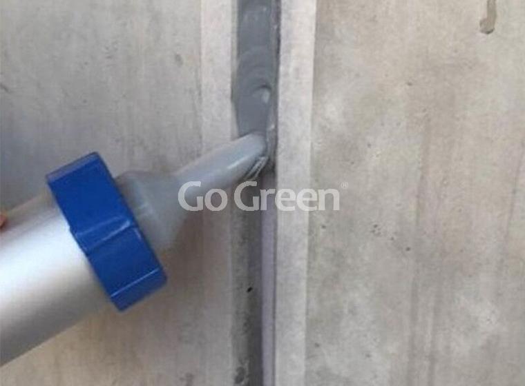 الجدار الكراك مانع التسرب